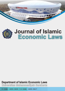 Journal of  Islamic Economic Laws
